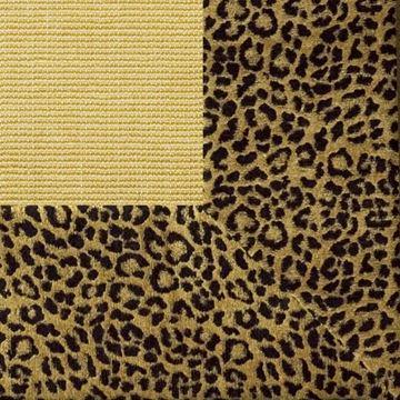 734-183 Leopard Border